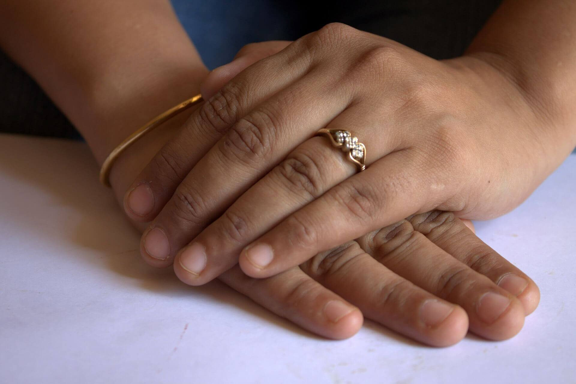 Pierścionek zaręczynowy na zamówienie